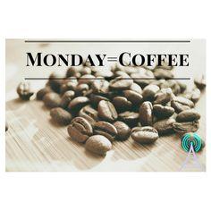 Happy Monday!  #coffeemonday #resoundnetworks #coffee #cafe #instacoffee #cafelife #caffeine #hot #mug #drink #coffeeaddict #coffeegram #coffeeoftheday #cotd #coffeelover #coffeelovers #coffeeholic #coffiecup #coffeelove #coffeemug #coffeeholic #coffeelife