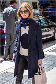 オリヴィア・パレルモ|hide 「Celebrity Fashion Style」