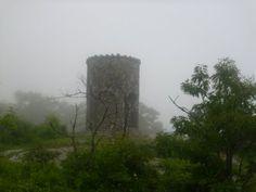 Tower on the top of Mt. Battie, Camden, Maine