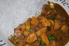 Rosie's Chicken Curry