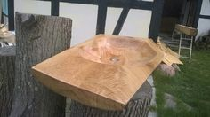 Oak hand made sink. I have it for sale 1500 Euro