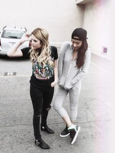 Ashley Benson & Shay Mitchell ButtahBenzo