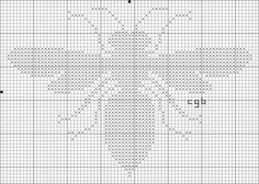 bee...I've been looking for a pattern like this to stitch!!