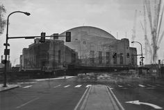 Philadelphia Convention Hall and Civic Center, 3400 Civic Center Boulevard. Demolished in 2005. By Andrew Evans