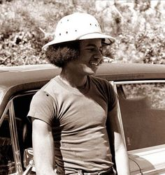 Michael Jackson in his Safari hat Michael Jackson Photoshoot, Photos Of Michael Jackson, Michael Jackson Rare, The Jackson Five, Mike Jackson, Jackson Family, Berry Gordy, Gary Indiana, King Of Music
