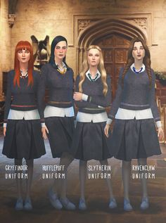 Short Dresses   Sims 4 Nexus  #harrypotter