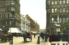 Birmingham, New Street