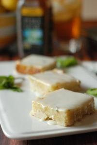 Sweet Tea Lemon Bars via lemonsforlulu.com