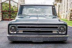 "1,008 Likes, 2 Comments - Matt Elliott (@lowfastfamous) on Instagram: ""Hot Wheels - Damn the @porterstoybarn Chevrolet C10 front end looks the business, plus the fact an…"""