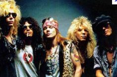 The Greatest!!! Guns and Roses