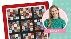 Msqc Tutorials, Quilting Tutorials, Charm Square Quilt, Missouri Quilt, I Spy Quilt, Picnic Quilt, Missouri Star Quilt Tutorials, 9 Patch Quilt, Tiny Prints