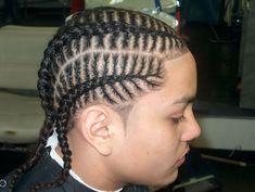 Boys Cornrows Braids Designs | Male Braid Designs | Cornrows ...