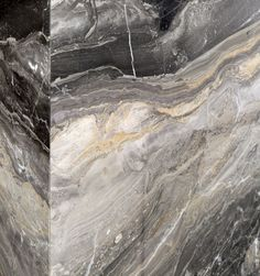 This marble was used to create a dramatic contemporary staircase in 1508 London's interior design for Project Sinatra.