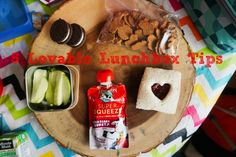 Lovable Lunchbox Tips #HorizoonSnacks #ad