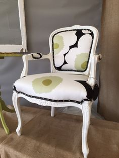 Hey, I found this really awesome Etsy listing at https://www.etsy.com/listing/228428360/marimekko-french-chair