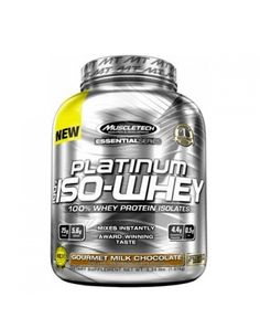 Muscletech Essential Series Platinum %100 İso-Whey 812 Gr