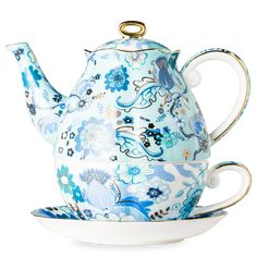 Tea done differently Born and brewed in Melbourne, Australia, at Tea we get a kick out of turning the world of tea on its head. Chocolate Pots, Chocolate Coffee, Tea Cup Saucer, Tea Cups, Kitchen Ornaments, Royal Tea, Cross Stitch Pillow, Tea For One, Pot Sets
