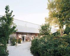 OFFICE Kersten Geers David Van Severen, Bas Princen · Garden Pavilion (7 Rooms / 21 Perspectives)