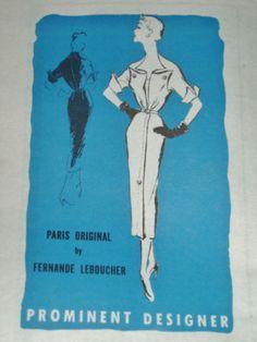 Prominent Designer M373 Paris Original Fernande Leboucher