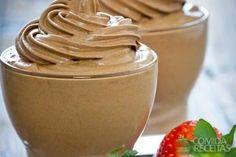 Receita de Mousse de doce de leite em Musses, veja essa e outras receitas aqui!