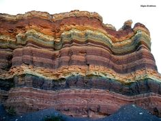 The beauty of Quebrada de Humahuaca, Argentina | Geology IN