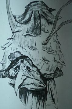 www.academiataure.com #comic #drawing #illustration #fantasy #pencil