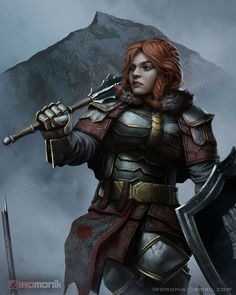 Fantasy Character Design, Character Concept, Character Inspiration, Character Art, Character Ideas, Fantasy Dwarf, Fantasy Warrior, Fantasy Rpg, Dnd Characters