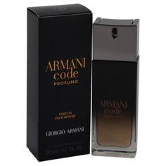 Armani Code Profumo Cologne by Giorgio Armani 20 ml Eau De Parfum Spray Best Fragrance For Men, Best Fragrances, Cologne, Armani Code, Parfum Spray, After Shave, Giorgio Armani, Perfume Bottles, Coding