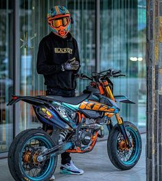 138 mentions J'aime, 1 commentaires – Supermoto Motocross Ktm, Motocross Love, Enduro Motorcycle, Moto Bike, Girl Motorcycle, Motorcycle Quotes, Ktm Supermoto, Ktm Dirt Bikes, Cool Dirt Bikes