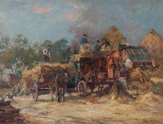 Farm Art, Valspar, British, Horses, Painting, Landscape, Painting Art, Paintings, Painted Canvas