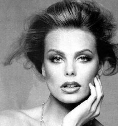 Margaux Hemingway. Model and actor with bipolar disorder. Grand-daughter of Ernest Hemingway who also suicided.