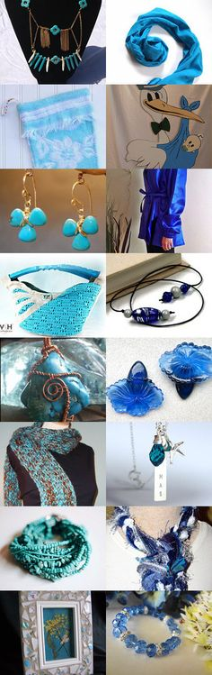 Treasury of True Fairy  by Anna True Fairy. Pinned with treasurypin.com #etsy #feoteam #CIJ #gifts #jewelry #scarves #earrings #necklaces
