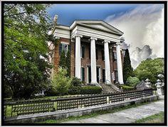 Dr. Sylvester Willard Mansion [1843] ~ Auburn NY