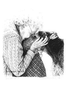 The Perfect PIC!!!!  Pencil Drawing by Nan Hamilton