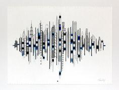 FOCUS MODE Feat; Rob Wass (aka DATA) | Urban Art Association