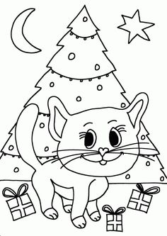Kleurplaat Poes Kerst – Ik Wil Een Poes.nl Idee Kleurplaten Kerstman|20 Idee Kleurplaten Kerstman%] Snoopy, Fictional Characters, Art, Art Background, Kunst, Gcse Art, Fantasy Characters