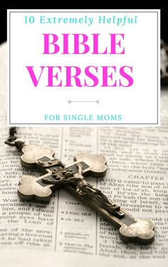 10 Of The Best Bible Verses For Single Moms Sophie-sticatedmom - Help For Single Moms - Ideas of Help For Single Moms - 10 Extremely Helpful Bible Verses For Single Moms Bible Verse For Moms, Favorite Bible Verses, Single Mom Help, Single Moms, Christian Parenting Books, Single Parenting, Foster Parenting, Single Mom Quotes, Christian Quotes