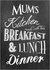 GreenNest - Mum's Kitchen