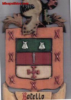 Escudo de Armas de Botello