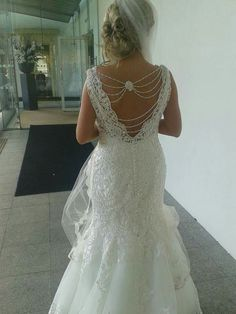 Mermaid Wedding, Lace Wedding, Wedding Dresses, Fashion, Shopping, Vestidos, Bride Dresses, Moda, Bridal Gowns