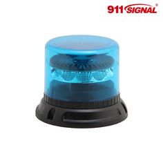 The C24-E warning beacon light provides maximum illumination intensity - both in terms of brightness and in coverage - exceeding ECE-R65, Class 2.