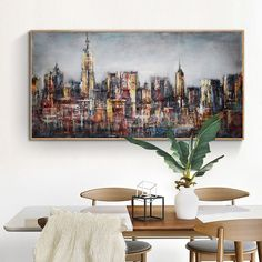 1 new message Abstract City, Abstract Wall Art, Canvas Wall Art, Types Of Art Styles, Doodle Art Drawing, Living Room Pictures, Living Room Art, Pictures To Paint, Wall Art Decor