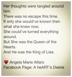 Queen of Hearts #queenofhearts #poetry #poem #prettywords #writing #thoughts #past #nostalgia #tangled #aheartsdesire #angelamariealfaro