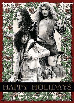 Led Zeppelin Christmas