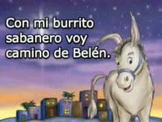 El Burrito de Belén - Juanes (Translation and lyrics) Christmas spanish song