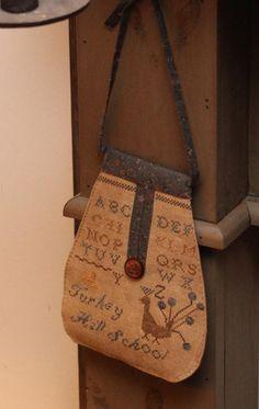 Turkey Hill Bag, RM Martz
