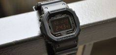 [Limited Series] DW-5600MS — G-Shock and HUFFER Collaboration