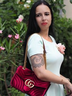 OOTD: Take me to the Chateau with my Gucci GG Marmont ! - Label Love