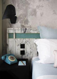 Les Bains / Tristan Auer http://wnetrzahistoryczne.com/2015/06/11/hotel-les-bains-paryz/