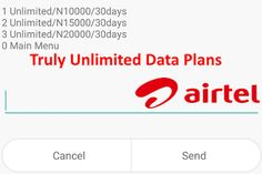 The Hidden Truth About The New Airtel Unlimited Data Plans